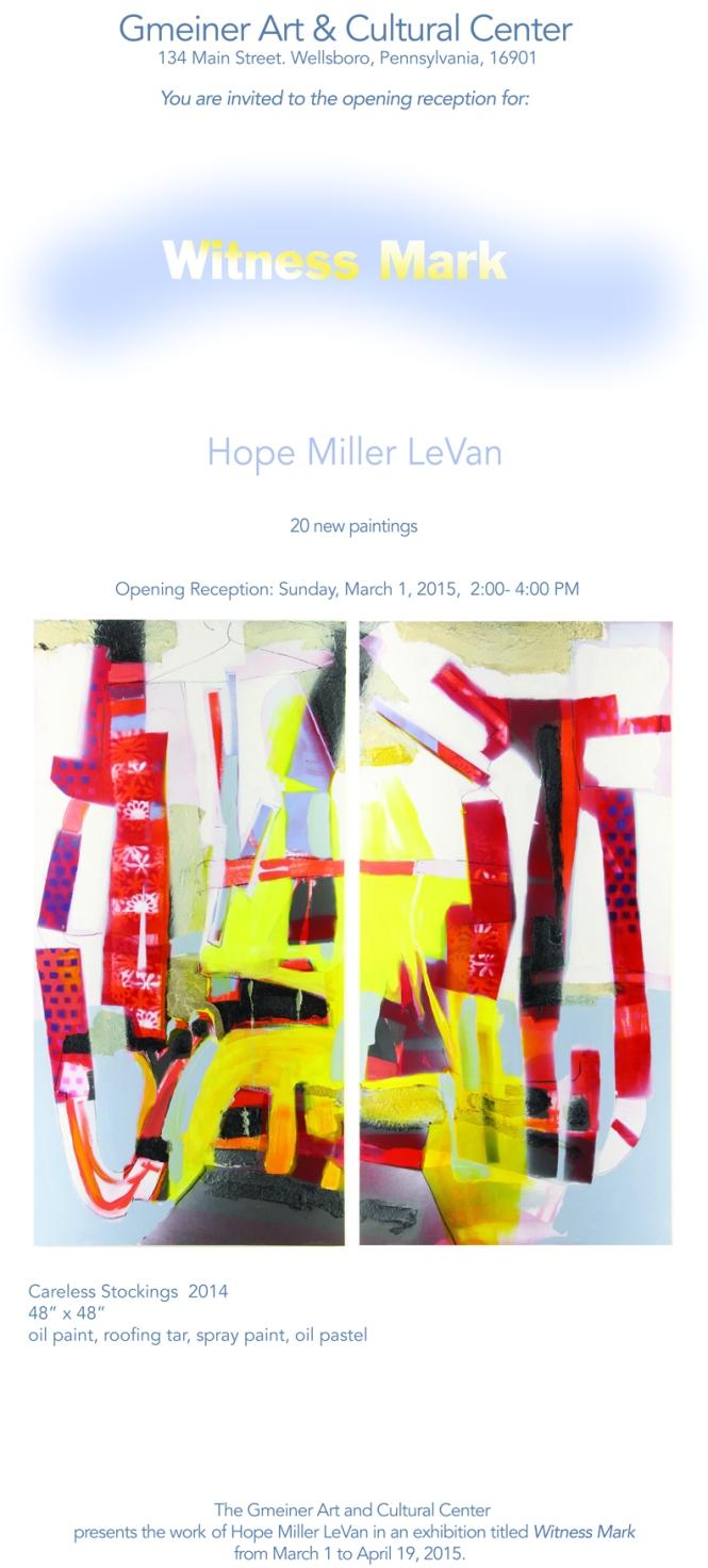 March Exhibition